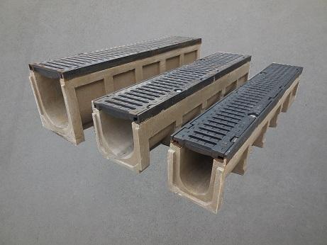 Gut gemocht Schwerlast Entwässerungsrinne – MHS-Baunormteile TH24