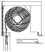 mhs baunormteile isy rapid rollladenkasten. Black Bedroom Furniture Sets. Home Design Ideas